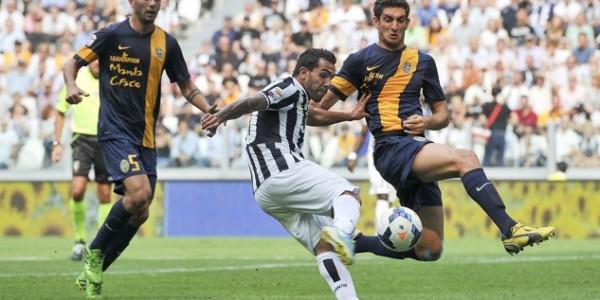 Coppa Italia, Juventus – Verona stasera 15 gennaio: diretta tv e streaming, probabili formazioni