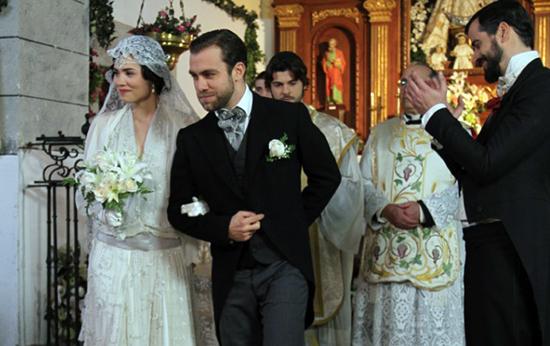Anticipazioni Il Segreto, puntata serale 1 febbraio 2015: le nozze di Maria e Fernando, replica streaming