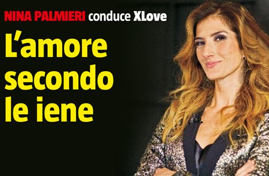 Nina Palmieri, da Le Iene a XLove: 'Saremo in versione rosa e rossa, con spazi comici per dare leggerezza'