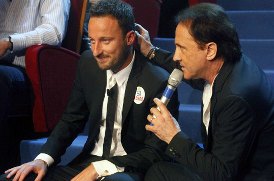 The Voice of Italy 3: Roby e Francesco Facchinetti vocal coach al posto di Raffaella Carrà?