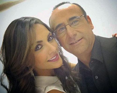 Sanremo 2015: chi è Rocio Munoz Morales e i consigli di Raoul Bova