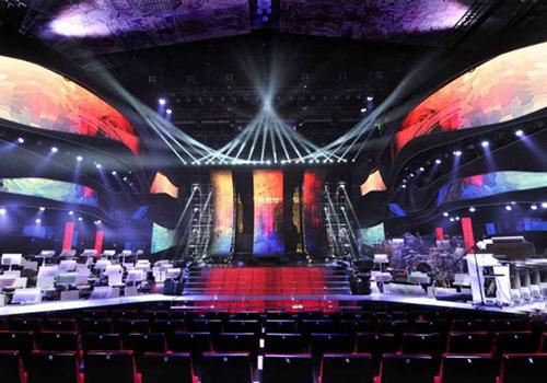 Sanremo 2015, ecco come sarà la scenografia del prossimo Festival