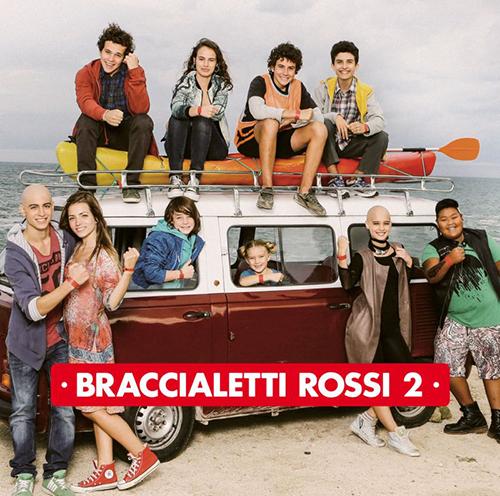 Braccialetti Rossi 2, il disco al secondo posto nella classifica Fimi delle compilation più vendute della settimana