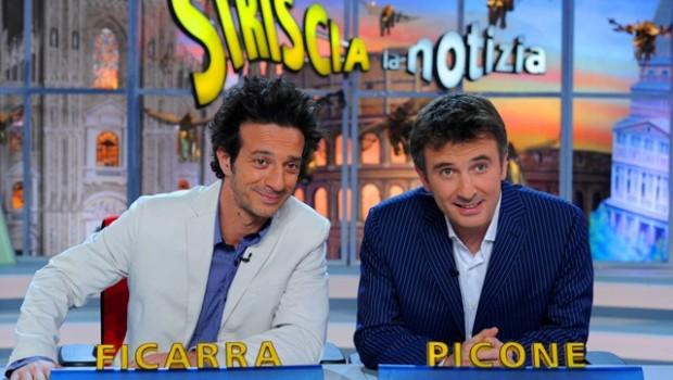 Striscia la Notizia, da stasera 23 febbraio con Ficarra e Picone, ma Antonio Ricci sogna Fiorello