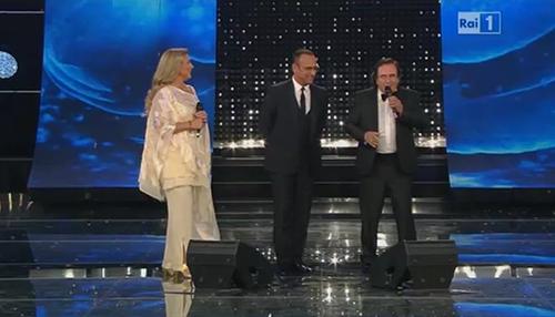 Sanremo 2015: Al Bano e Romina ospiti ed il tempo si ferma – FOTO