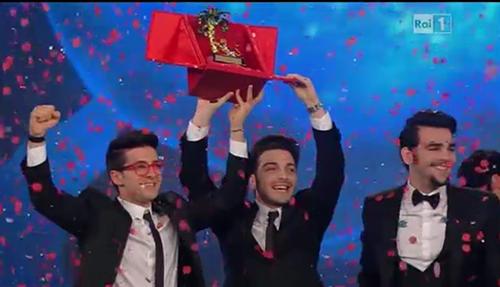 Il Volo vince Sanremo 2015: Nek e Malika Ayane sul podio, ecco tutti i premi – FOTO