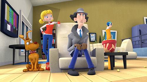 Boomerang cambia look e palinsesto: da oggi L'Ispettore Gadget, nuovi episodi in anteprima