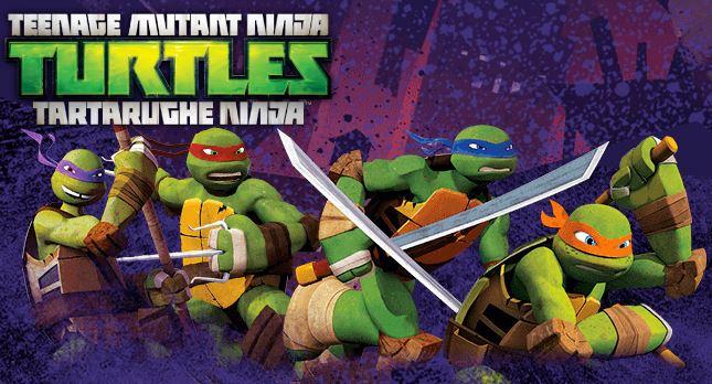 Tartarughe Ninja, da oggi su Nickelodeon i nuovi episodi della terza stagione