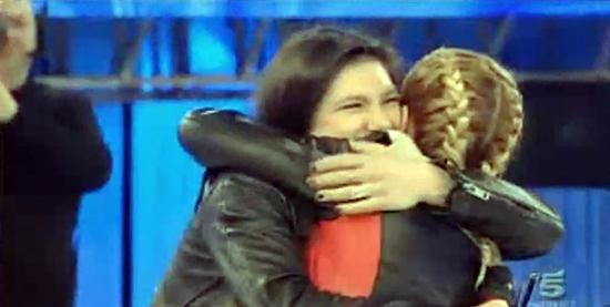 Amici serale 2015: Klaudia e Giorgio scelti da Emma ed Elisa, Paola 'rimandata' con Luca in maglia verde – FOTO