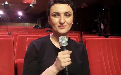 """Sanremo 2015, Arisa: """"Non ho paura di essere giudicata come valletta, nessuna rivalità con Emma e Rocio"""""""