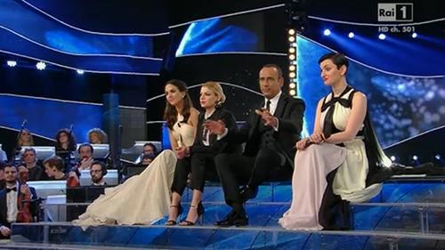 Ascolti Tv, 11 febbraio 2015: seconda serata Sanremo 2015 a 10 mln, Il Segreto a 3,9 mln