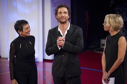 Ascolti Tv, 21 febbraio 2015: C'è posta per te a 6,4 mln; Notti sul Ghiaccio