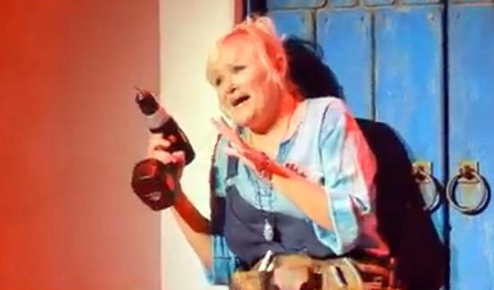 Forte forte forte, il talent show delle polemiche; Chiara Noschese ad un'attrice: 'Sei triste, dimagrisci, vai in palestra!'