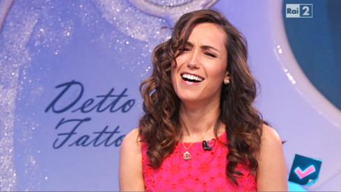 """Detto Fatto, anticipazioni sabato 7 febbraio: tutti i tutorial della puntata con la """"nuova"""" Caterina Balivo"""