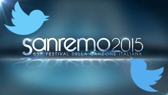 Sanremo 2015: ecco come seguire la kermesse musicale attraverso Twitter, hashtag e account ufficiali