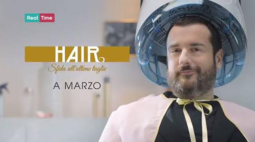 Hair – Sfida all'ultimo taglio, Costantino Della Gherardesca da marzo su Real Time