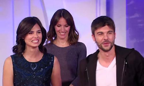 C'è posta per te ancora leader: ottimi ascolti con Gonzalo e Maria de Il Segreto, la replica in streaming