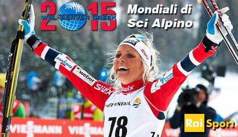 Mondiali di Sci Alpino, dal 4 al 15 febbraio: programmazione Rai e diretta streaming