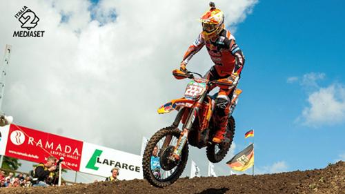 Internazionali d'Italia Motocross 2015 in diretta tv su Italia 2: orari e replica