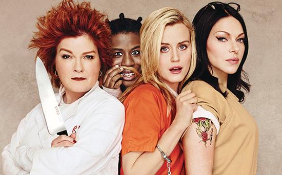 Orange Is The New Black: da oggi, 5 febbraio 2015, la prima serie su Rai 4 dalle 23, ecco la trama