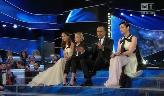"""Sanremo 2015: Emma Marrone, Arisa e Rocio Munoz Morales """"stroncate"""" dal pregiudizio della critica e #lanoia"""