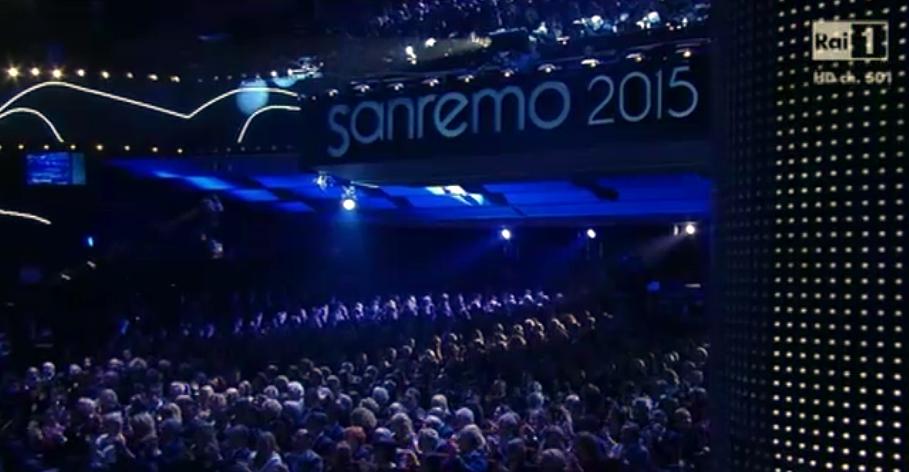 Sanremo 2015, terza serata: seconda parte delle cover dei Campioni in gara di stasera 12 febbraio