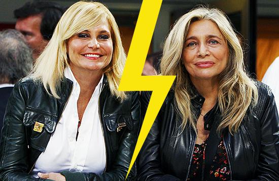 Mara Venier VS Simona Ventura: 'Porella, per lavorare è dovuta andare a Tirana', la guerra fredda delle ex amiche continua