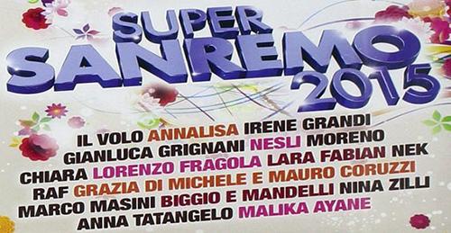 Super Sanremo 2015, la compilation con il meglio della kermesse Disco di Platino: la tracklist