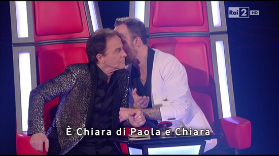 Anticipazioni The Voice of Italy 2015: J-Ax elimina dal suo Team un vero talento, ma Francesco Facchinetti non ci sta