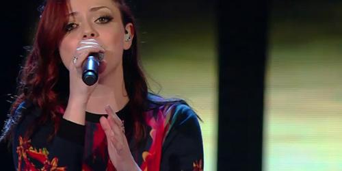 Annalisa a Gulp Music, puntata di oggi sabato 21 marzo 2015