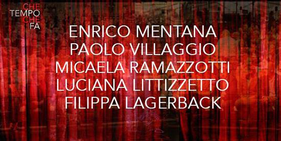 Anticipazioni Che tempo che fa, 29 marzo 2015: Micaela Ramazzotti tra gli ospiti, diretta e replica streaming