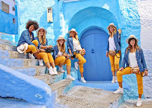 Donnavventura, anticipazioni ottava puntata 8 marzo: il viaggio prosegue in Marocco