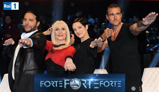 Anticipazioni Forte forte forte: semifinale del 6 marzo 2015, ospiti e diretta streaming