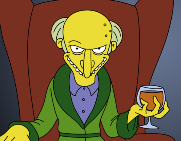 I Simpson: addio a Sam Simon coautore della serie animata, il Signor Burns tra le sue creature