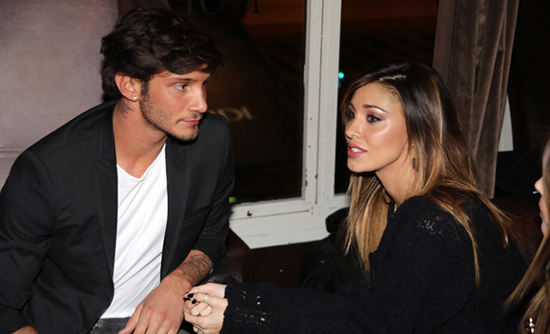 Belen Rodriguez e Stefano De Martino: amore al capolinea, lui non vive più con lei da tre settimane