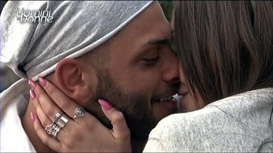 bacio-mariano-uomini-e-donne