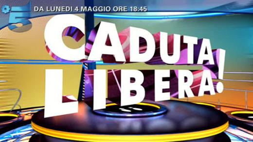 Anticipazioni Caduta libera: dal 4 maggio 2015 il nuovo game show di Canale 5 con Gerry Scotti, tutte le info