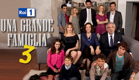 Anticipazioni Una grande famiglia 3 del 12 maggio 2015: trama, diretta e replica streaming