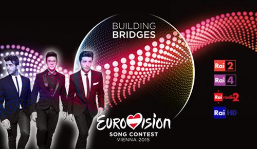Eurovision Song Contest 2015: mercoledì 20 maggio la 1° semifinale, sabato 23 finale su RaiDue, vince Il Volo?
