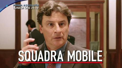 Anticipazioni Squadra Mobile, terza puntata del 4 maggio 2015: trama e replica streaming