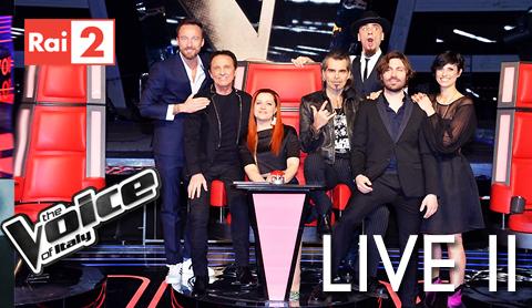 Anticipazioni The Voice of Italy 2015, undicesima puntata 6 maggio: secondi LIVE, replica e diretta streaming