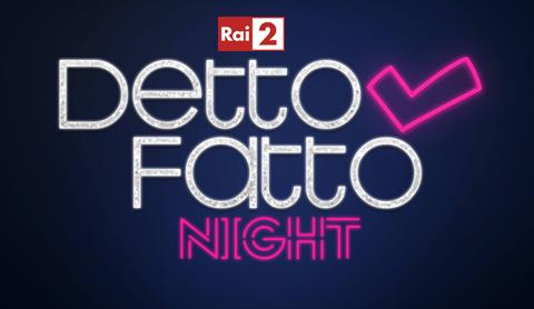 Detto Fatto Night, anticipazioni prima puntata stasera 2 giugno: ospiti speciali e tutor