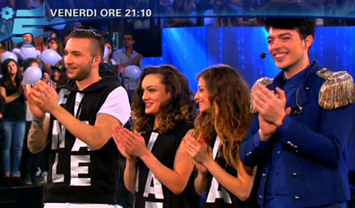 Anticipazioni serale Amici 2015, finale 5 giugno: Briga, Stash, Klaudia, Virginia, chi vince? replica streaming