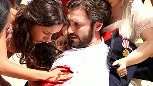 Anticipazioni Il Segreto 28-29 giugno 2015: Tristan muore, replica streaming