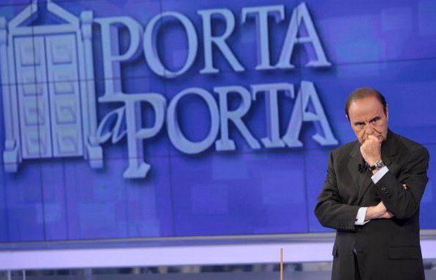 Ascolti Tv, 26 giugno: Speciale Porta a Porta a 2,3 mln; Segreti e Delitti a 1,9 mln