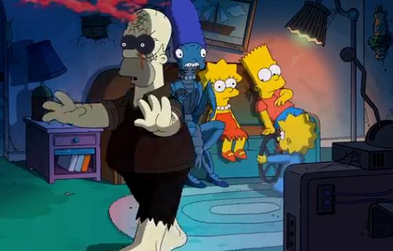 Anticipazioni I Simpson: ecco chi morirà nella puntata speciale di Halloween