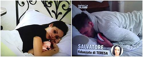 Riassunto Temptation Island 2015, replica prima puntata del 25 giugno: Salvatore scappa da Teresa? Lo streaming