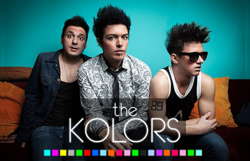 Amici 14, Stash and The Kolors: ecco le prime date del tour luglio 2015 a Roma e Milano
