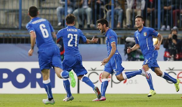 Ascolti Tv, 24 giugno: Inghilterra-Italia U21 a 4,5 mln; Chi l'ha visto a 2,9 mln; La Pellegrina a 1,7 mln