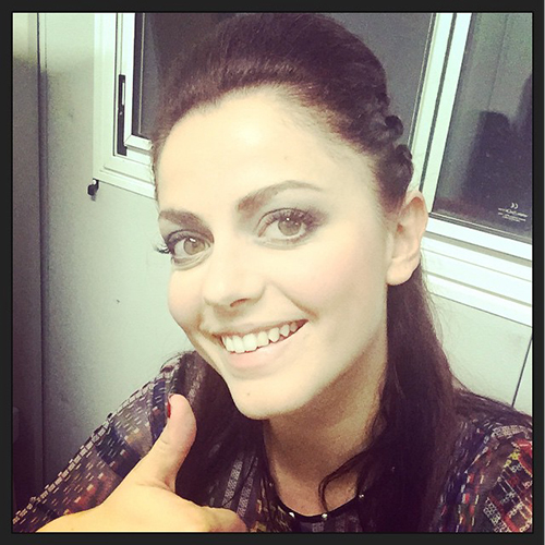 Annalisa debutta al cinema e sogna il ruolo di coach nella prossima edizione di Amici di Maria De Filippi